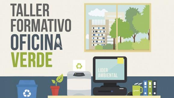 Inscr bete en los talleres formativos oficina verde for Oficina de medio ambiente