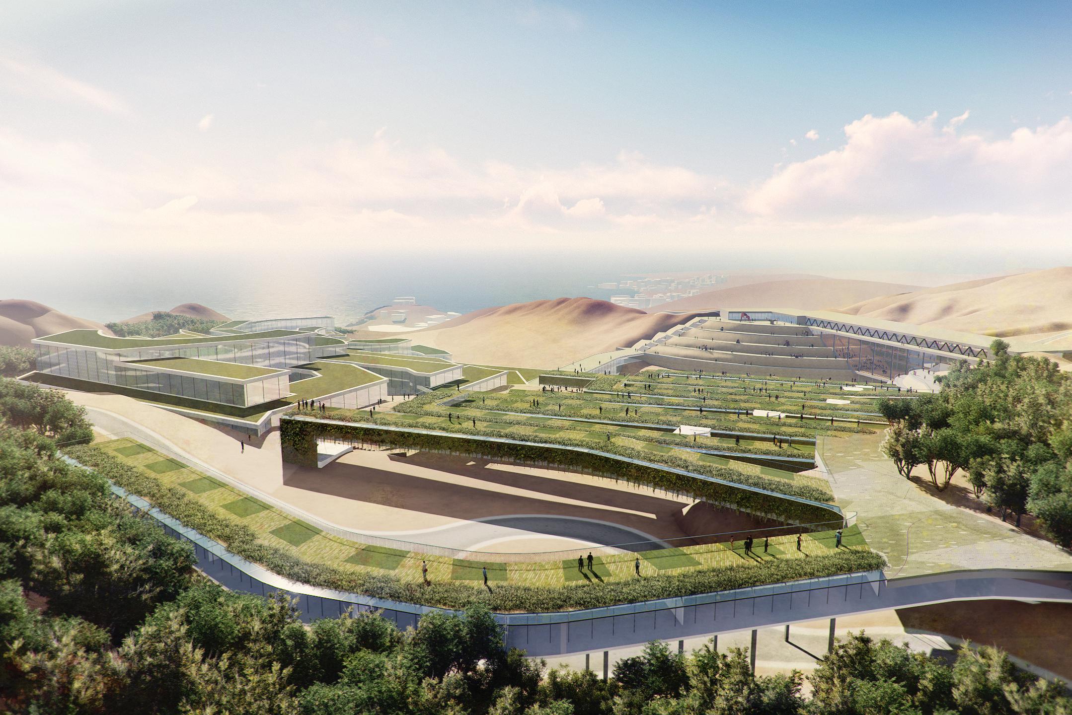 Parque Científico Tecnológico y Social de Santa María del Mar