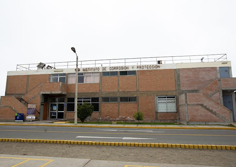Instituto de Corrosión y Protección – Ampliación