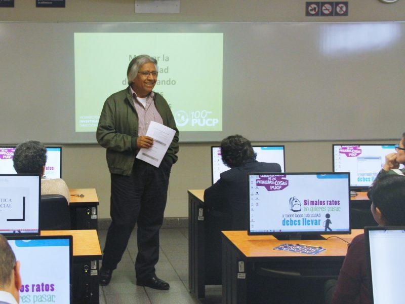 Carlos Chávez Rodriguez, director de la DGI.