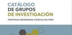 Catálogo Grupos de Investigación